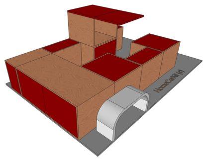 Kit Compact Vue Arrière
